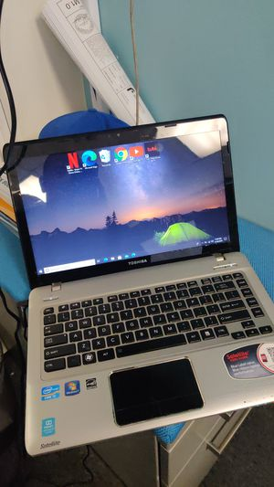 Laptop Toshiba satellite for Sale in Anaheim, CA