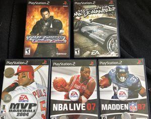 PS2 Video Games for Sale in Miami, FL