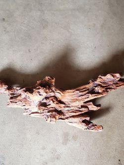 17 Inch Long fake driftwood Aquarium Fish Tank Decoration Decor - $20 for Sale in Huntington Beach,  CA