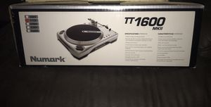 Turntable and DJ equipment for Sale in Portsmouth, RI