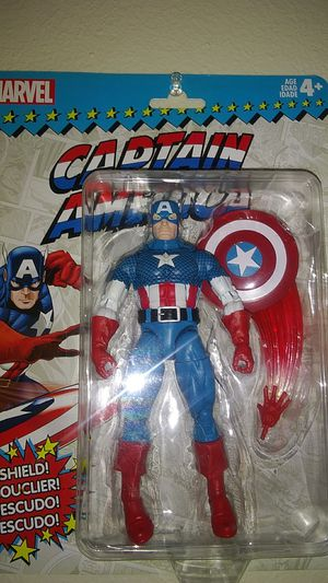 Captain America Toy for Sale in Aurora, CO