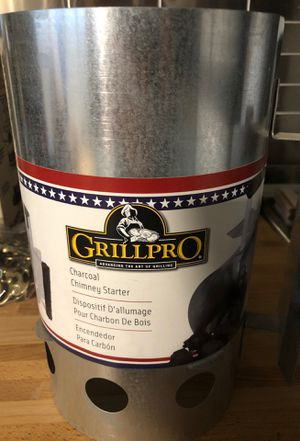 Charcoal chimney starter for Sale in Mesa, AZ