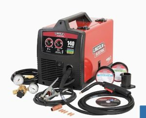 Lincoln electric 140 mig welder new condition $450 for Sale in Norwalk, CA
