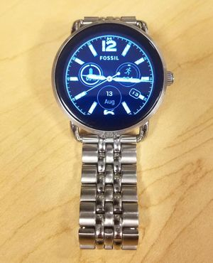 Fossil Q Wander Smart watch (2nd Gen) for Sale in Conway, KS