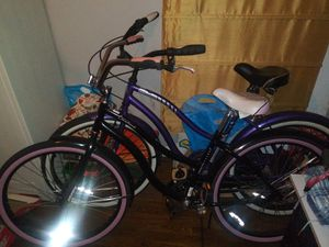 2 beach cruiser bikes need gone asap for Sale in Detroit, MI