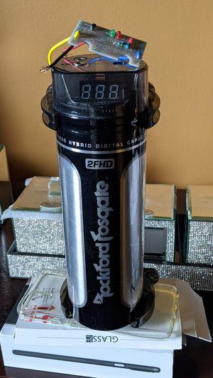 Rockford capacitor for Sale in S CHESTERFLD, VA