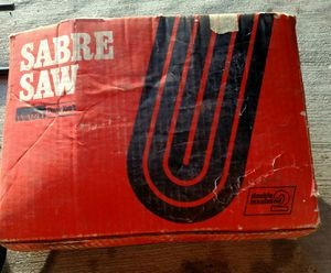 SABRE SAW for Sale in Abilene, TX