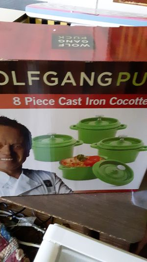 Wolfgang Puck for Sale in Williamstown, WV