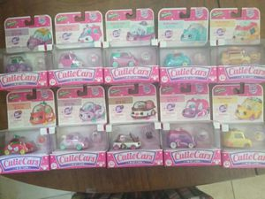 Shopkins cutie cars for Sale in Port St. Lucie, FL