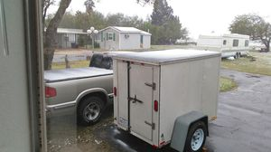 TC tracker cargo trailer for Sale in Palm Valley, TX