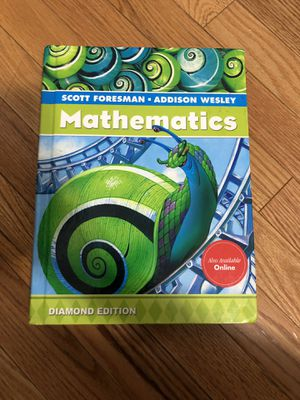 Scott Foresman Mathematics 2008 Student Edition, Grade 5 for Sale in Barrington, NJ