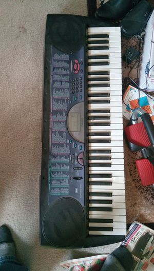 Casio musical keyboard instrument for Sale in San Jose, CA