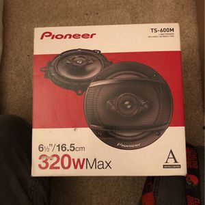 6.5 Inch Speakers for Sale in San Diego, CA