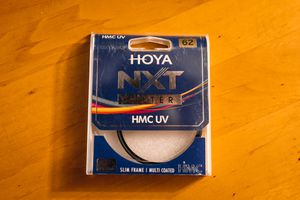 Hoya UV filter 62mm for Sale in Colton, CA