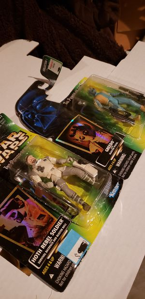 Star Wars lot of two action figures **read INFO for Sale in Fresno, CA