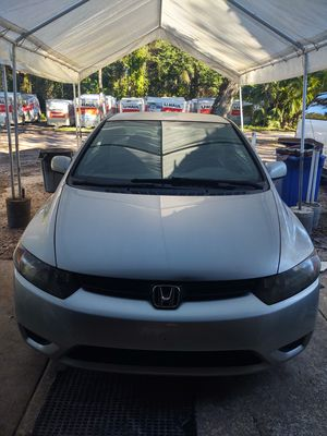 2006 Honda Civic cpe Lx Automatic great car for Sale in Sarasota, FL