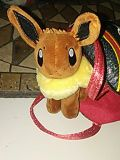 Brand new Pokemon Pokeball plush carry with Eevee luxury ball for Sale in Orlando, FL