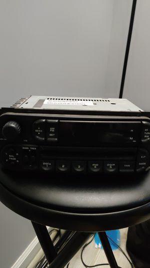 Radio, Dodge Ram for Sale in Clayton, NC