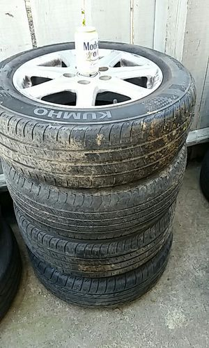 Rims and tires for Sale in Napa, CA