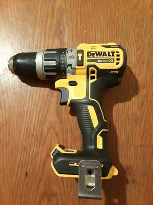 Dewalt Hammer Drill Brushless XR 20V for Sale in Cerritos, CA