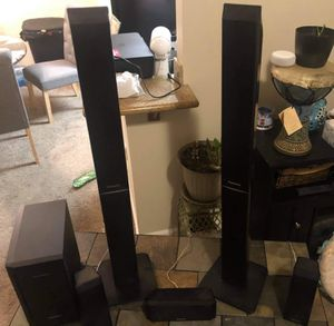 Panasonic theater system for Sale in Fresno, CA