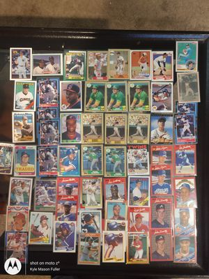 Baseball cards for Sale in Havelock, NC
