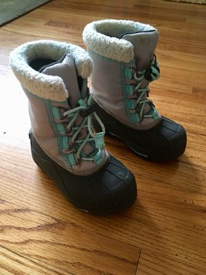 Nice Sorel Toddler/Kids sz 10 Snow Boots for Sale in Vancouver, WA