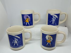 Vintage Morton Salt mugs for Sale in Frostproof, FL