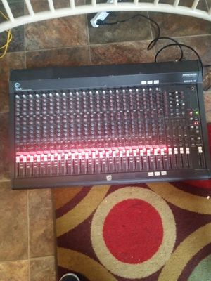 Mackie SR 24.4 VLZ MIXER for Sale in El Dorado, AR