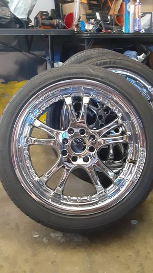 17 inch 4x100 for Sale in Upland, CA