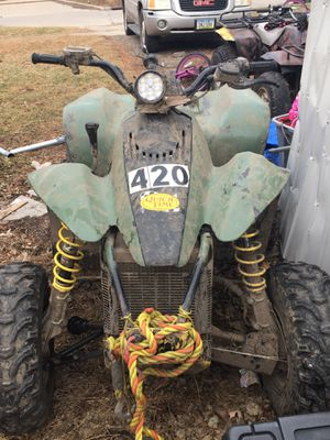 2005 Polaris scrambler 500 for Sale in Fairfield, IA