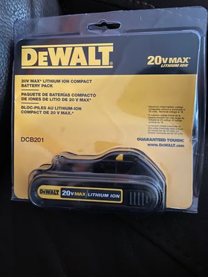battery pack for Sale in Wallingford, CT