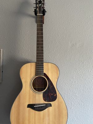 Acoustic Guitar Yamaha FS700S for Sale in Las Vegas, NV