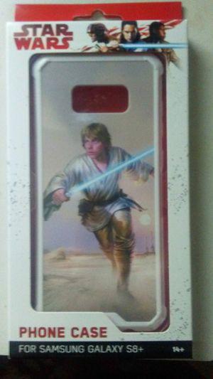 Star wars Luke Skywalker phone case for Sale in Odenton, MD