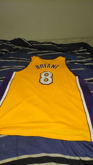 NBA Lakers koby Bryant jersey for Sale in Des Moines, WA