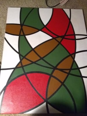 Abstract Art MCM for Sale in Tualatin, OR