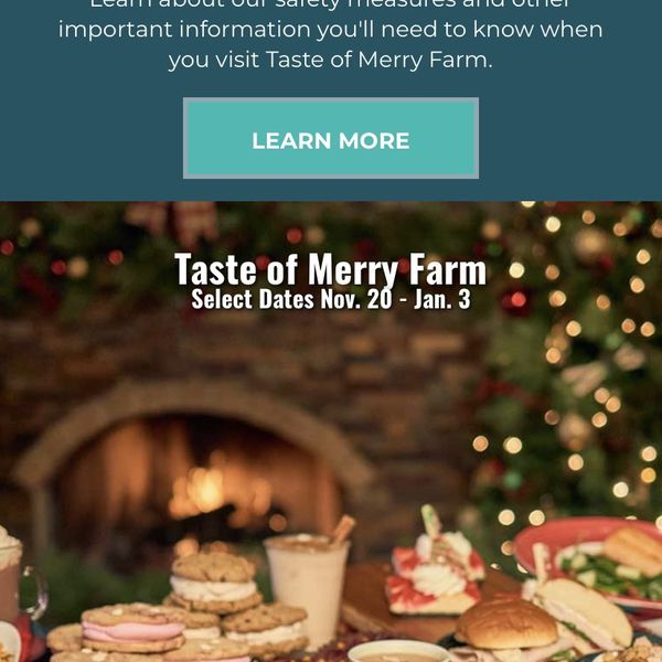Knotts Merry Farm Tickets