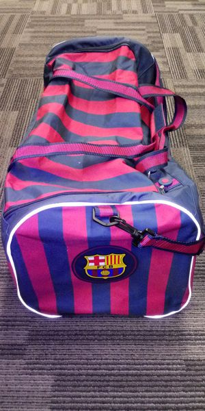 Barcelona FC Duffle Gym Bag for Sale in Corona, CA