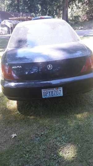 99 Acura needs head gasket or parts car new tires. .. for Sale in Clinton, WA