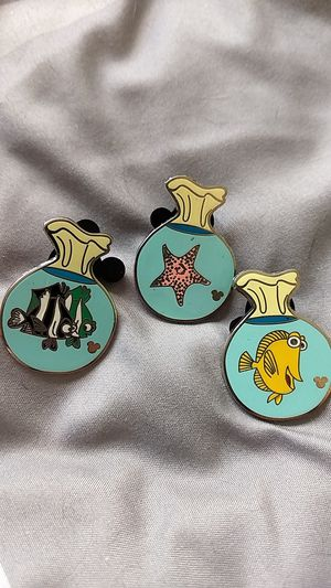 Disney pins for Sale in Sunnyvale, CA