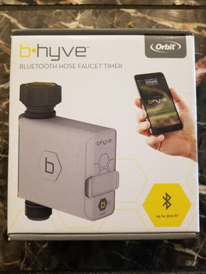*****NEW BHYVE FAUCET TIMER***** for Sale in Fresno, CA
