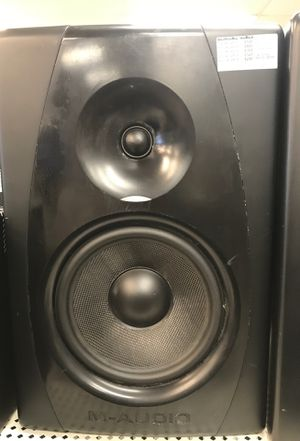 M-audio studio speaker set $500 for Sale in Orlando, FL