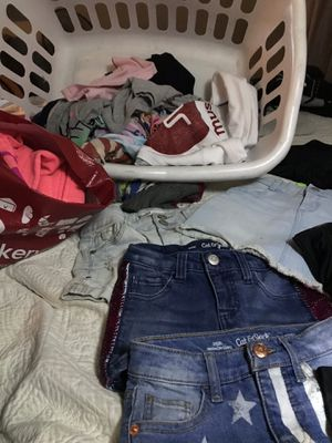 Bag of kids clothes for Sale in Ontario, CA
