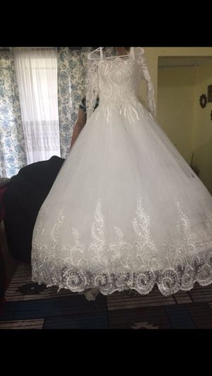 New dress wedding for Sale in Garland, TX