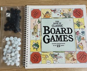 Board Games Book for Sale in Fort Washington,  MD