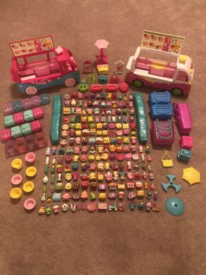 Shopkins lot 183 plus extras for Sale in South Brunswick Township, NJ
