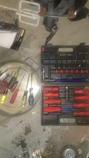 Screwdrivers and other hand tools for Sale in Indianapolis, IN