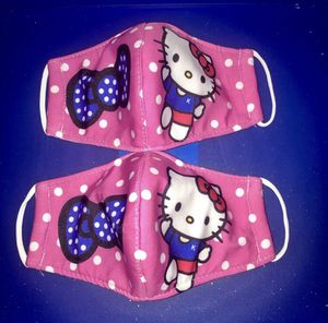 2 LEFT! HELLO KITTY MASK • OLNEY, MD for Sale in Olney, MD