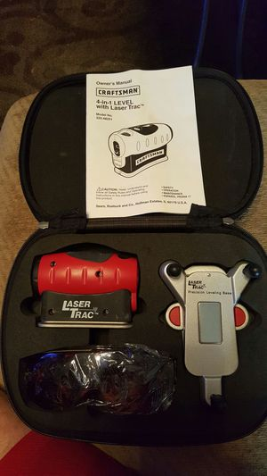 Leveler with laser for Sale in Tampa, FL