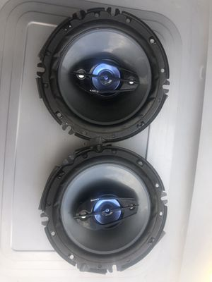 """6.5"""" Sony Speakers for Sale in Woodburn, OR"""